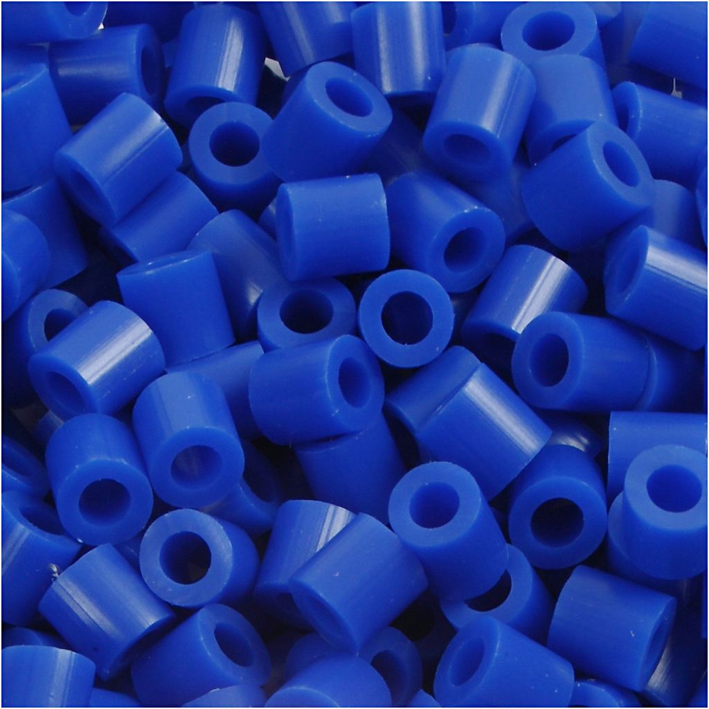 Nabbi - Midi-Pärlor 1100st (21) mörkblå