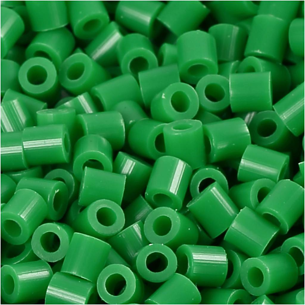 Nabbi - Midi-pärlor Photo Pearls 1100st (16) grön