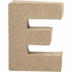 Bokstav, H: 10 cm, E, 1 st.