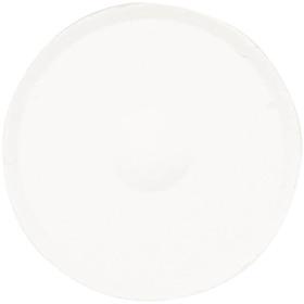 Colortime - Vattenfärger, dia. 57 mm, vit, Refill, 6 st.
