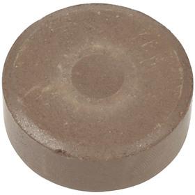 Colortime - Vattenfärger, dia. 57 mm, brun, Refill, 6 st.