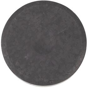 Colortime - Vattenfärger, dia. 57 mm, svart, Refill, 6 st.