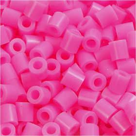 Nabbi - Midi-Pärlor 6000st (02) rosa
