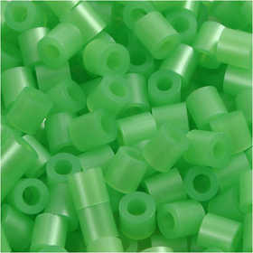 Nabbi - Midi-Pärlor 6000st (22) grön pärlemor