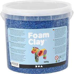 Foam Clay - Blå 560 g