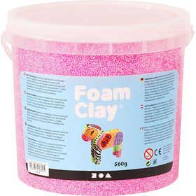 Foam Clay - Neonrosa 560 g