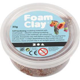 Foam Clay - Brun 35 g