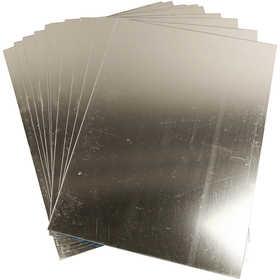 plastic spiegel vel 29 5x21 cm dikte 1 1 mm 10 vellen. Black Bedroom Furniture Sets. Home Design Ideas