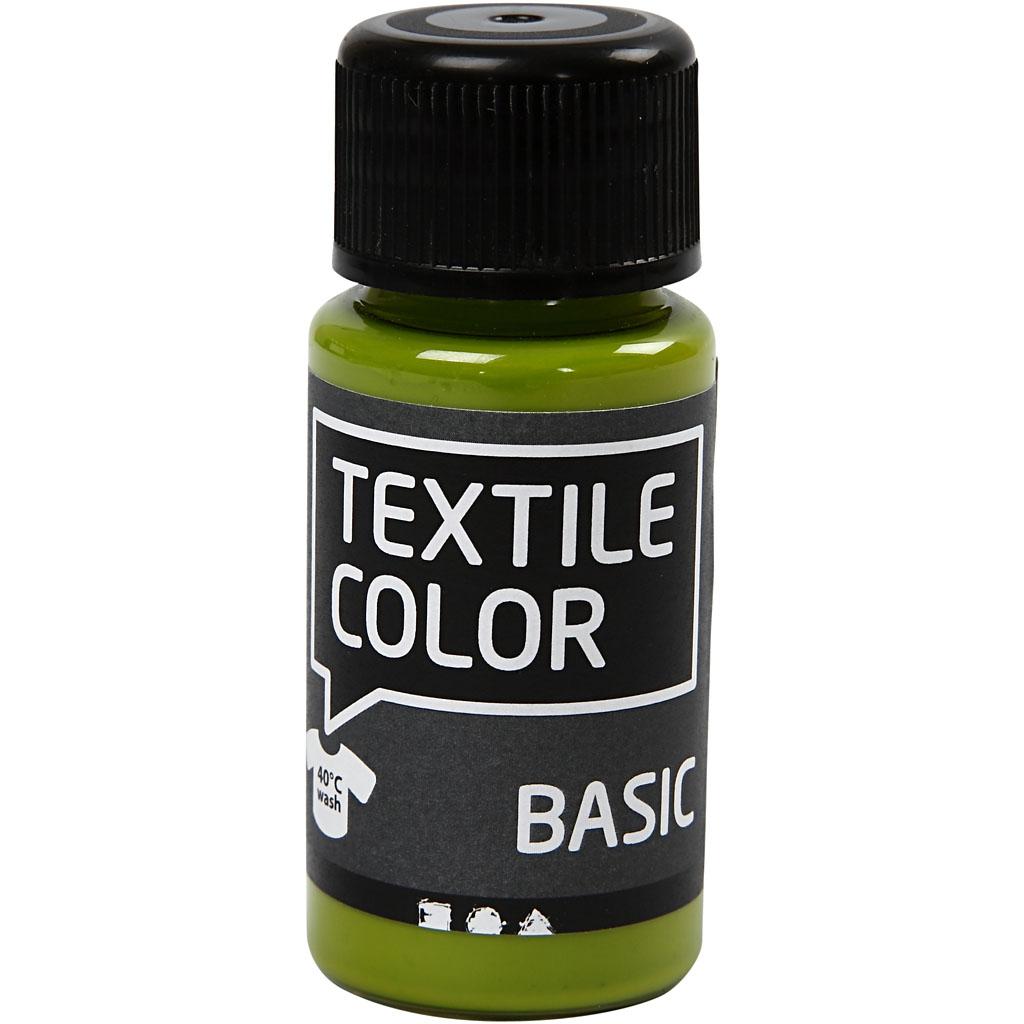 Textile Color Papegøjegrøn