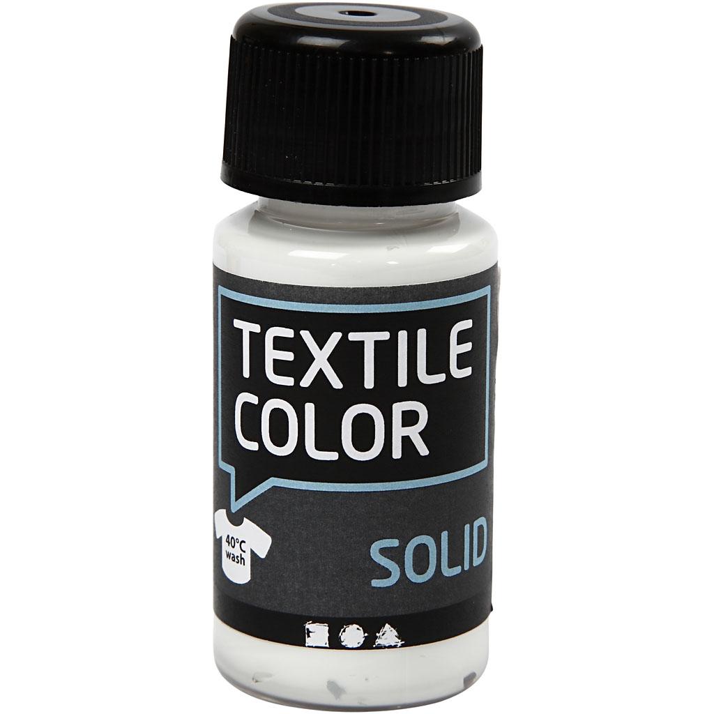 Textile Solid Hvid