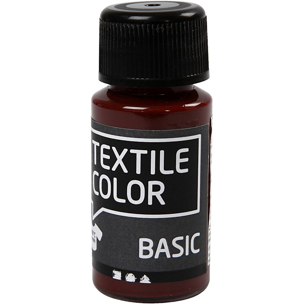 Textile Color Kastanje