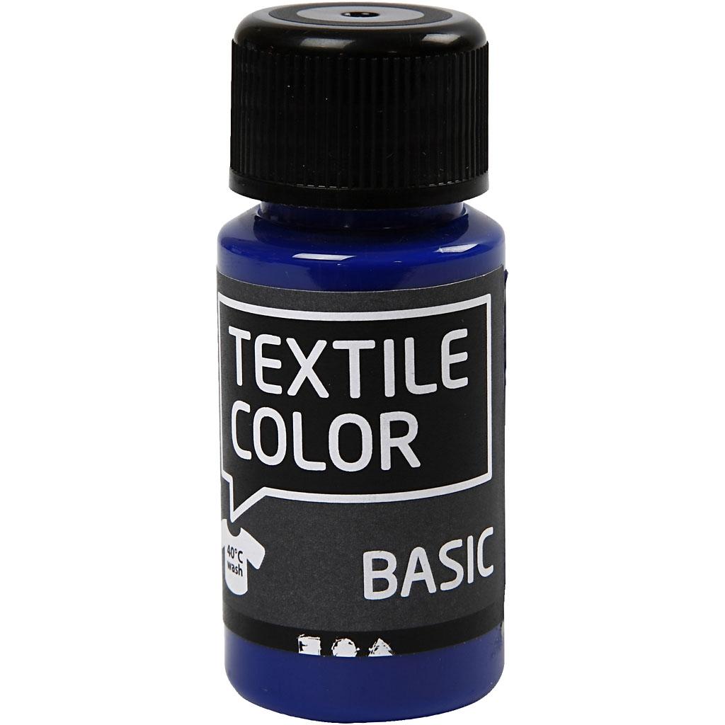 Textile Color Kongeblå