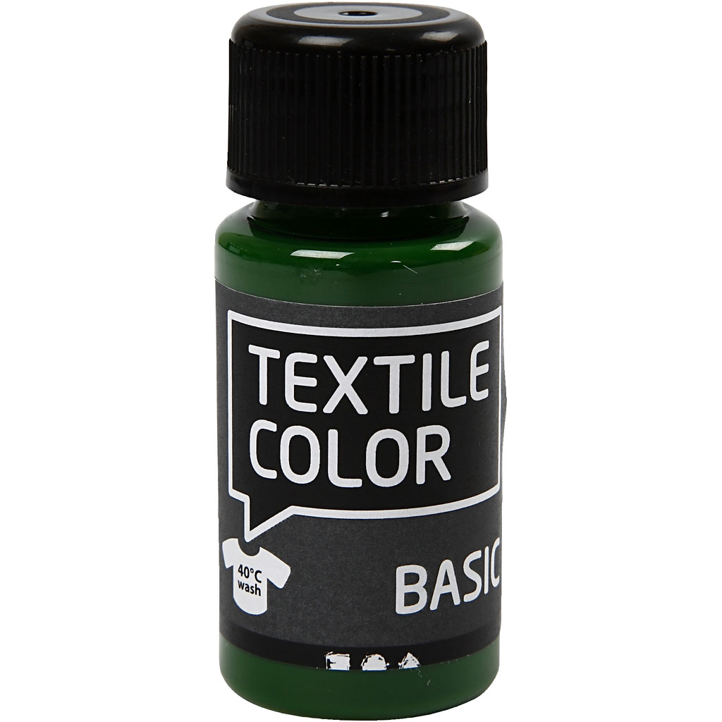 Textile Color Forest green