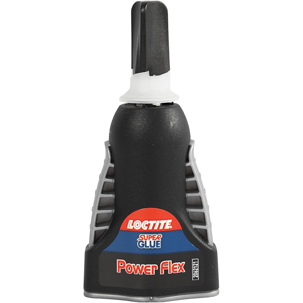 Loctite Power Flex sekundlim, 3g