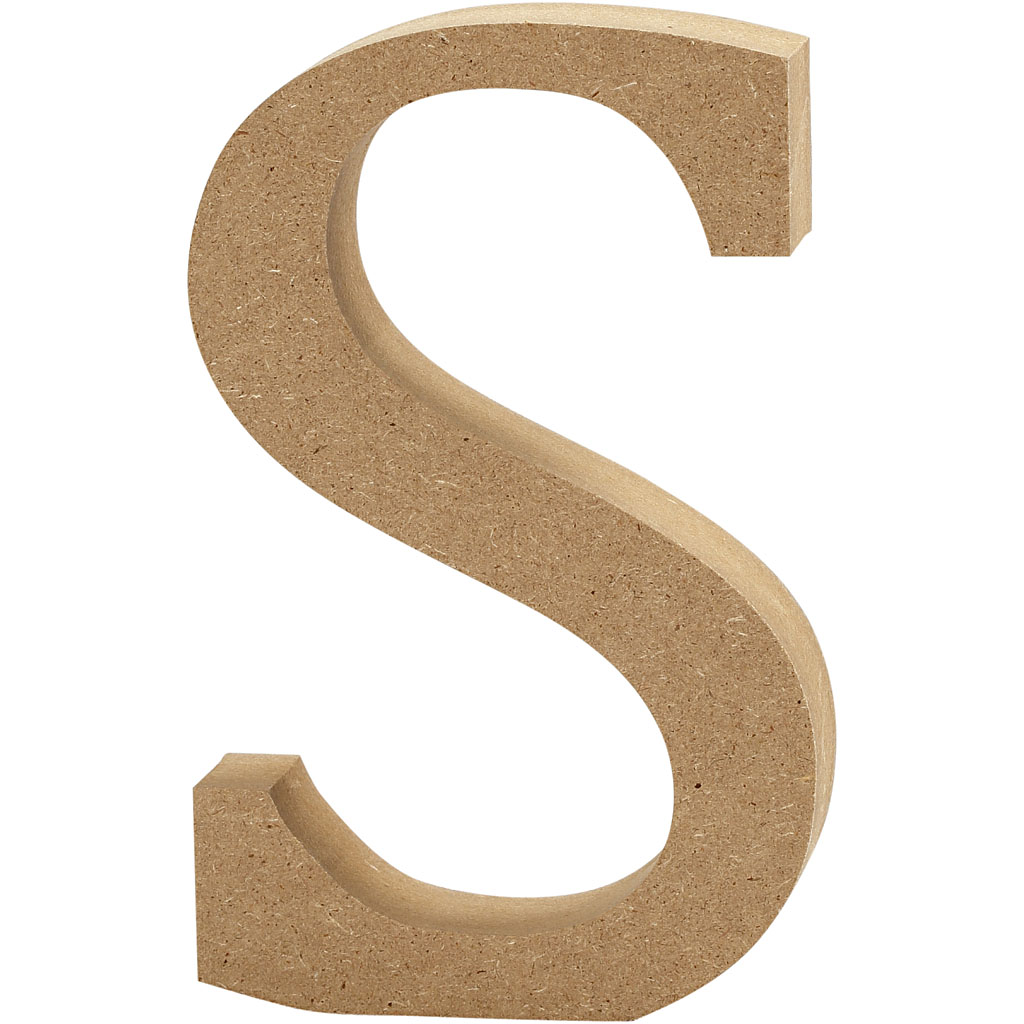 Bogstav S
