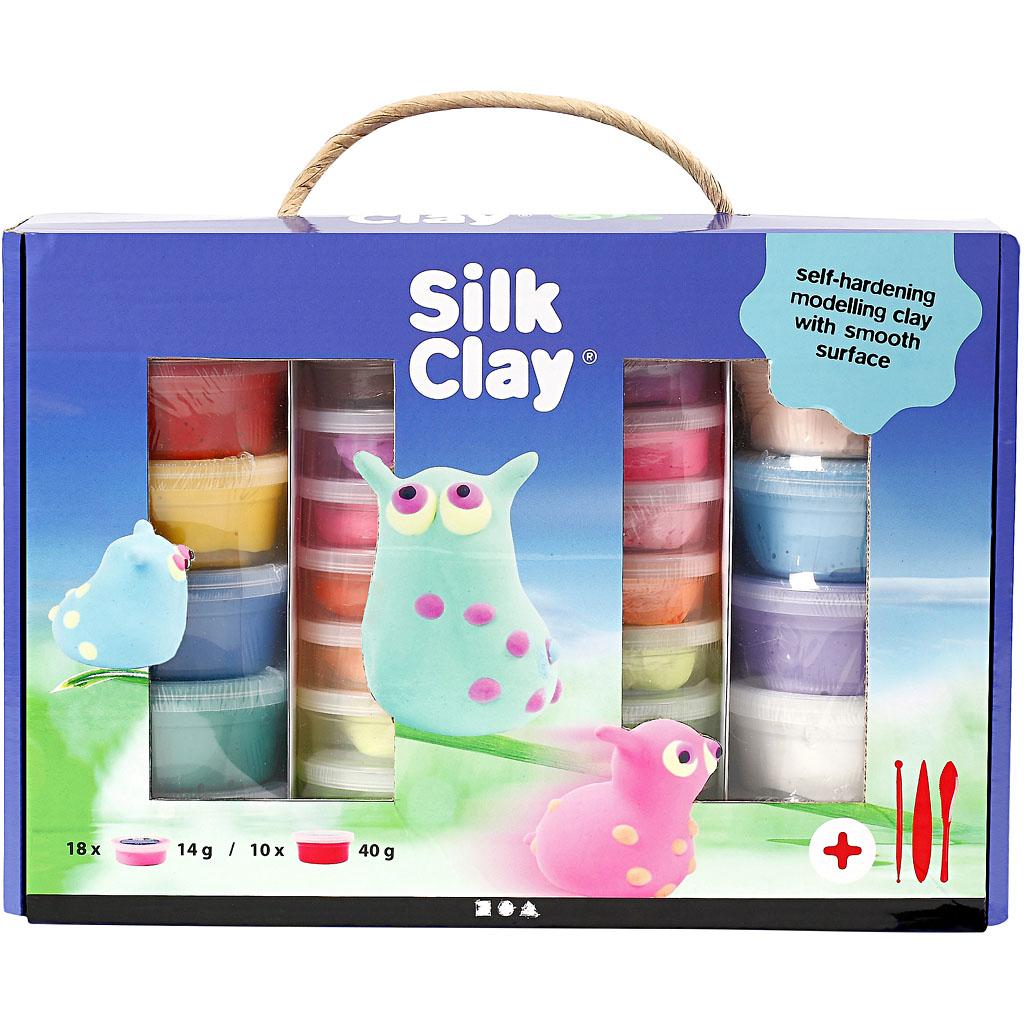 Silk Clay® gaveæske